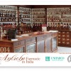 Calendario Antiche Farmacie in Italia 2014