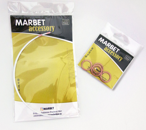 MARBET accessori