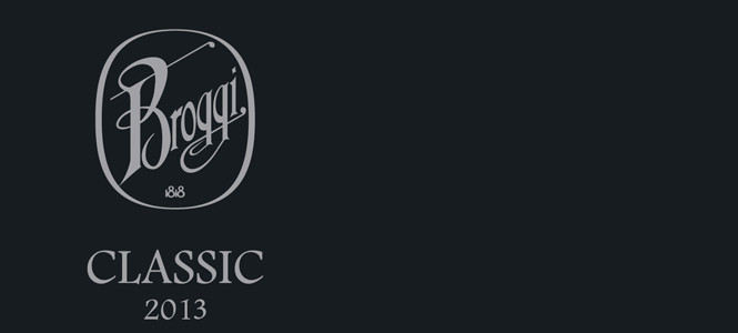 Broggi Classic 2013