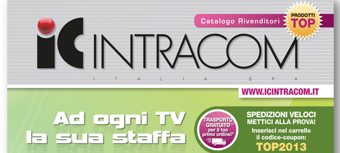 ICIntracom Catalolo Top Settembre 2013