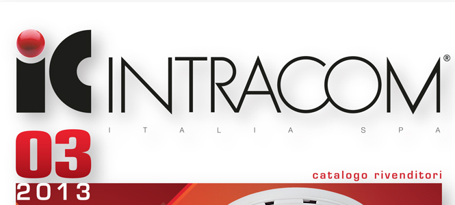 ICIntracom catalogo settembre 2013